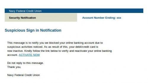 pangapettus konto taasavamiseks